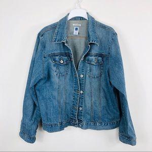 GAP Men's Demin Jacket Size XXL
